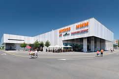 Totalumbau Einkaufszentrum