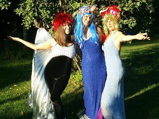 Singing Bridge Mermaid Festival Sunday August 14