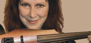 MAY 29  1 pm Julie Lyonn Lieberman at the Singing Bridge Performing Arts Lodge