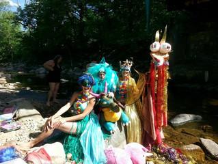 Singing Bridge Mermaid Festival Sunday July 17