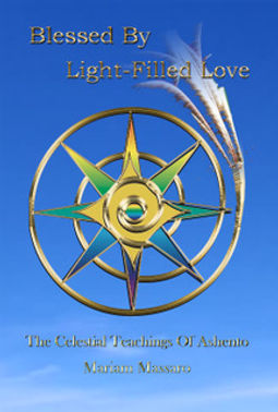 Blessed by Light Filled Love Book Cover.