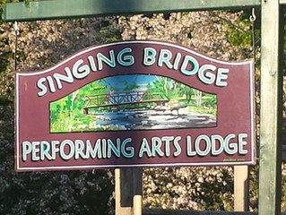 Singing Bridge Hosts Our First Anniversary for the Lodge and the 28th Anniversary for WiseWays Herba