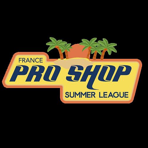 FRANCE PROSHOP SUMMER LEAGUE - Tournoi Junior Inscription Equipe