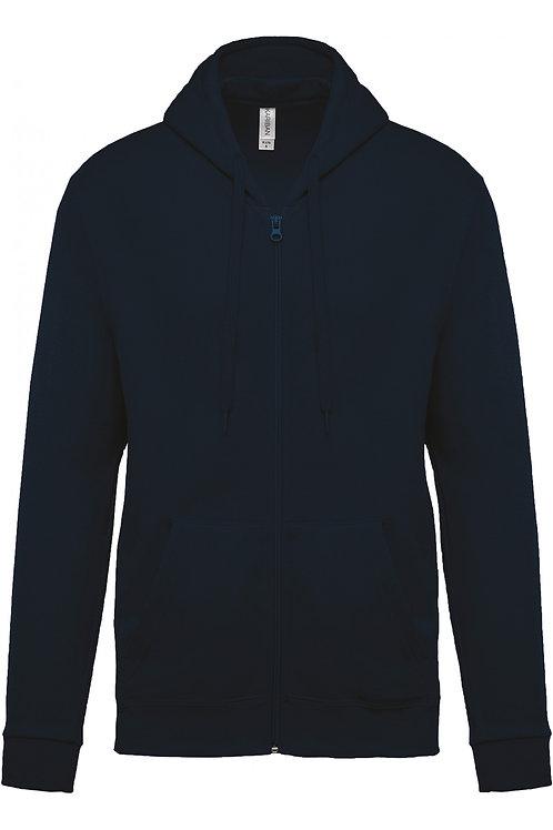 FRANCE PROSHOP - Hoodie Uni Full Zip SW04
