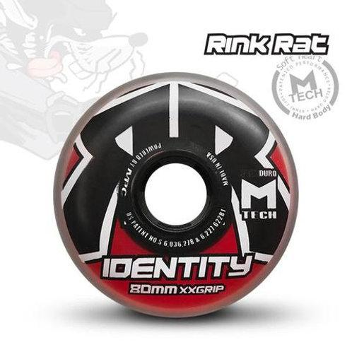 RINK RAT - Roues Identity x4