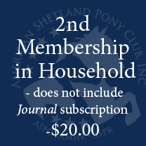 2nd Membership in Household