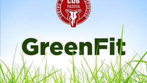 Ecco a voi il  Cus GreenFit
