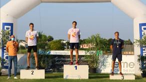 Martellozzo campione regionale promesse