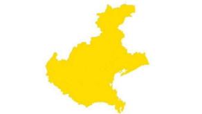 Veneto in zona arancione, le disposizioni per gli impianti del Cus Padova