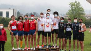 Campionati regionali di staffette, il Cus Padova corre sul podio