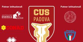Il Cus Padova è pronto a ripartire