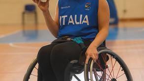 Chiara Coltri eletta nel Consiglio Nazionale Paralimpico