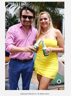 Ephraim Murillo Jr & Nidia Jolie