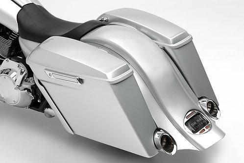 Jim Nasi Steel Stretched Rear Bagger Fender (2014-Current)