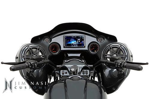 Road Glide Inner Fairing with 7.7 JL Audio speakers