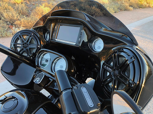 Road Glide Inner Fairing with 7.7 JL Audio speakers