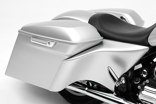 Jim Nasi Stretched Saddlebags for Harley-Davidson® Touring