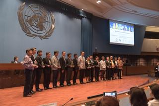 World Habitat Day Thailand 2018 : Hat Lek Model