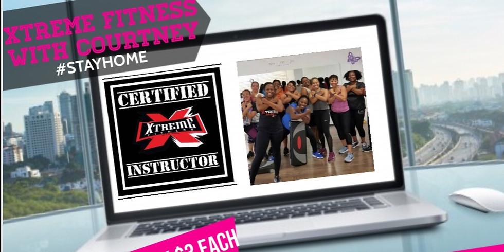 Xtreme Hip Hop Virtual Class