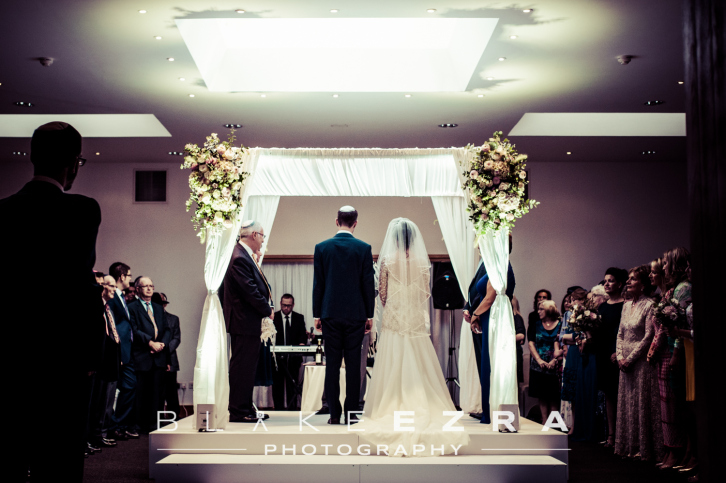 SEPTEMBER BLISS CHUPPAH