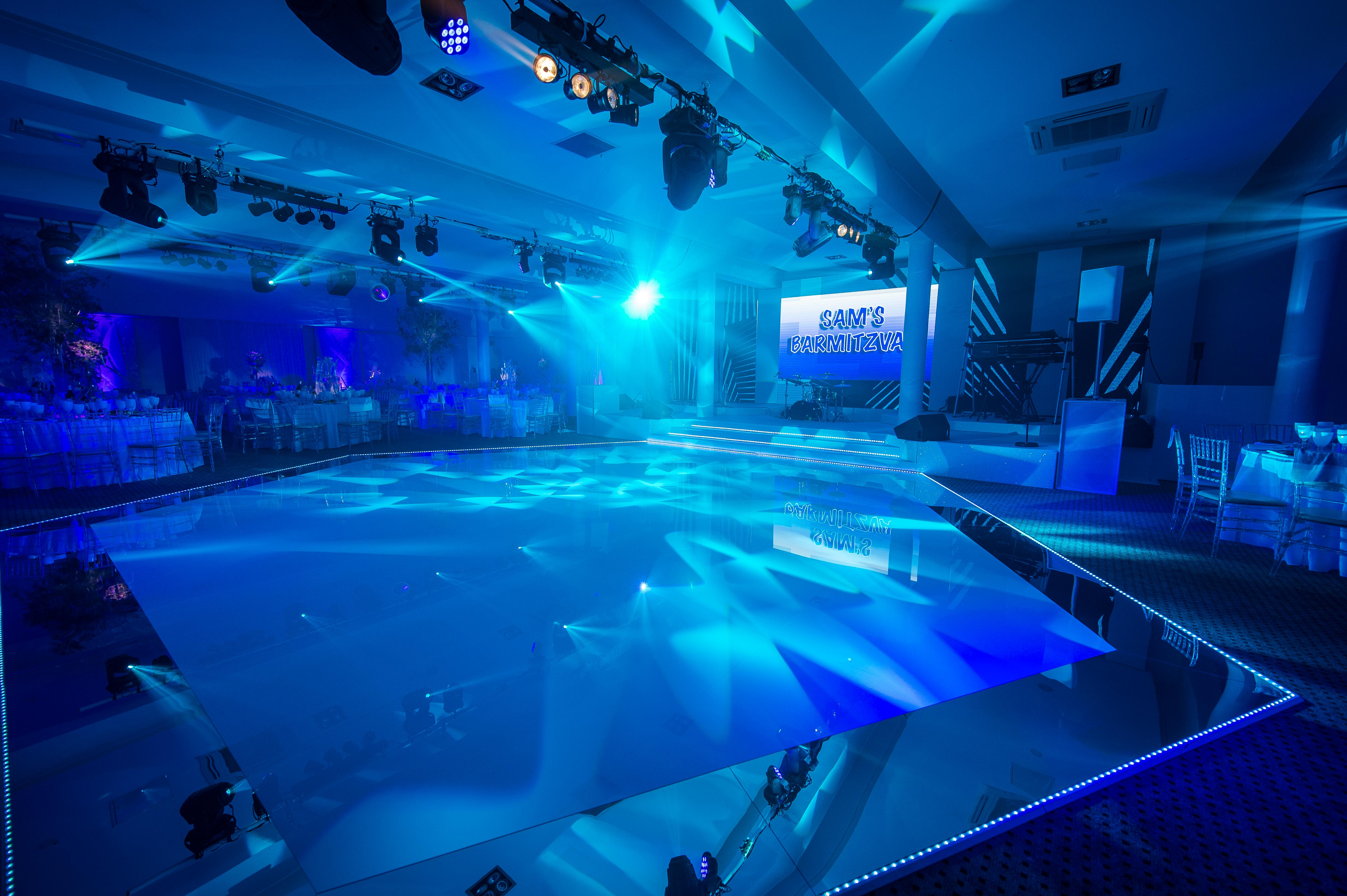 ICE BLUE BARMITZVAH