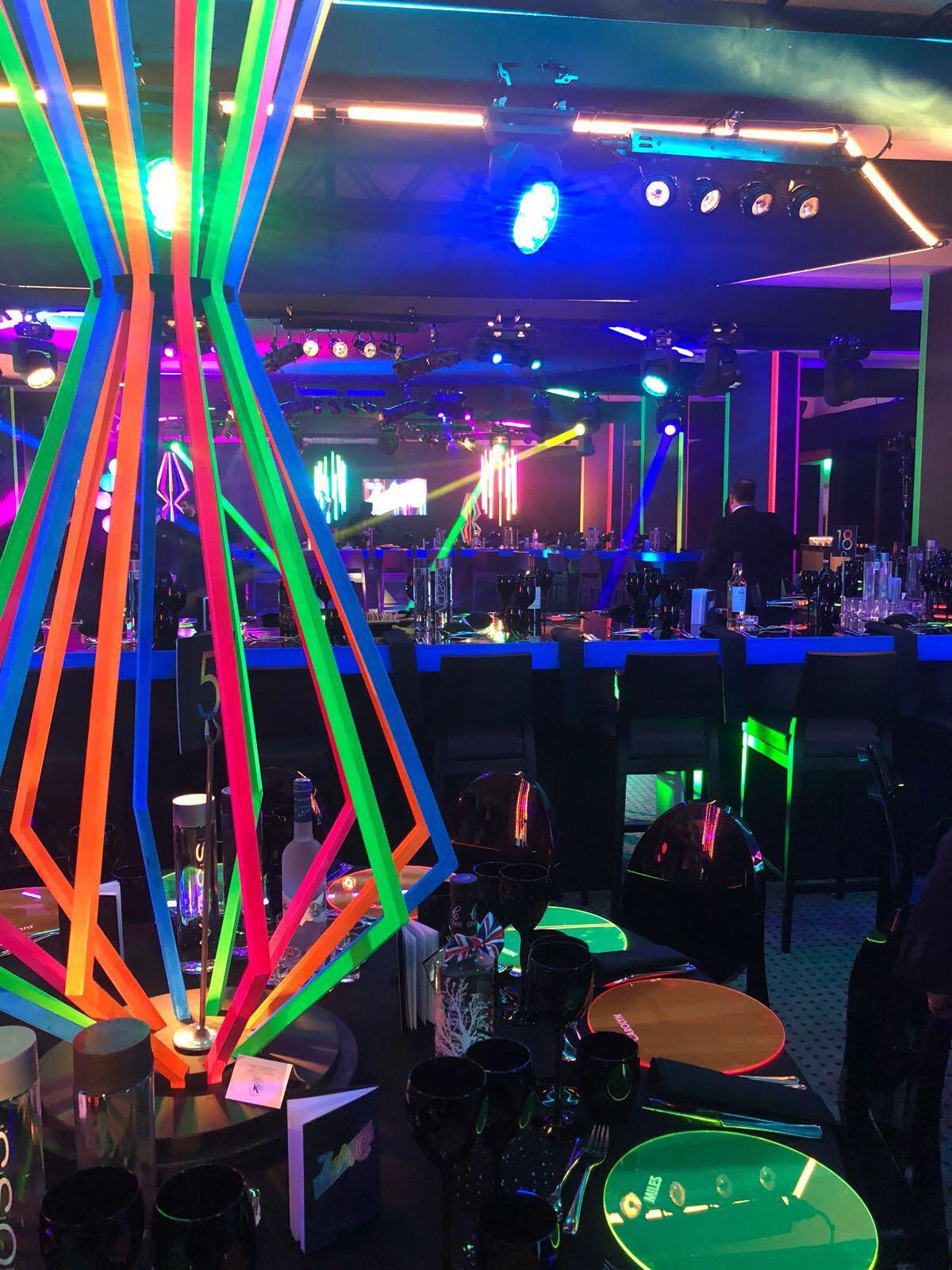 Neon Barmitzvah