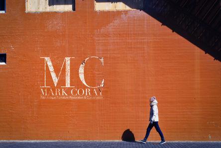 Mark Coray Rebranding