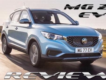 MG ZS EV Review