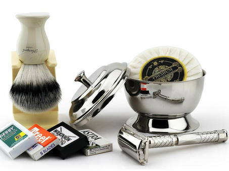 Other shaving creams and blades