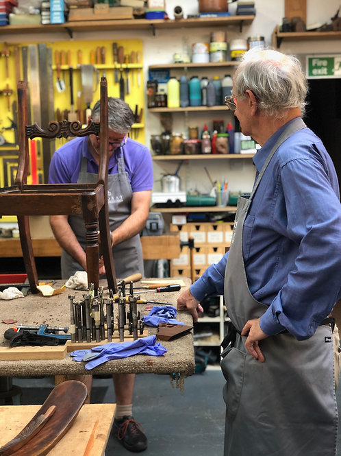 *Sold Out* Antique Furniture Restoration Course 2020 (Summer)