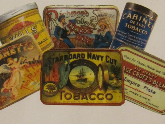 More packaged tobaccos avalable
