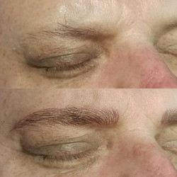 yes! Men get microblading too