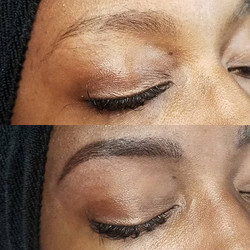 The brows of your dreams