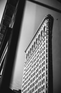 FLAT IRON BUILDING, NEW YORK, 2018