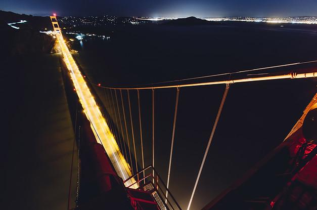 GOLDEN GATE BRIDGE, SAN FRANCISCO, 2013