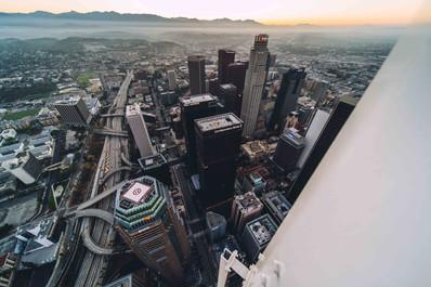 WILSHIRE GRAND, LOS ANGELES, 2020