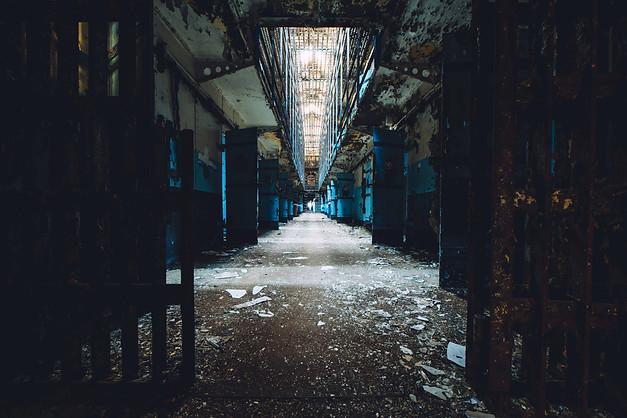 ABANDONED JAIL, PHILADELPHIA, 2019