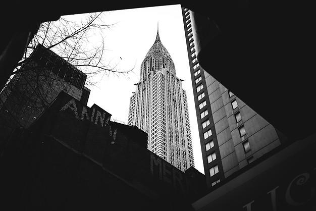 CHRYSLER BUILDING, NEW YORK, 2020