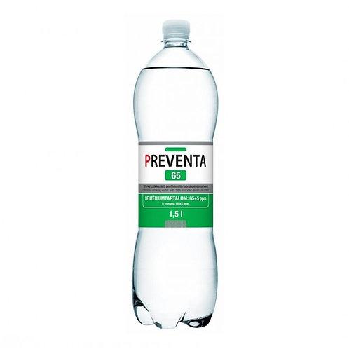 Preventa 65ppm Deuterium Depleted Water DDW Case (12 x 1.5L Bottles)