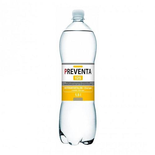 Preventa 125ppm Deuterium Depleted Water DDW Case (12 x 1.5L Bottles)