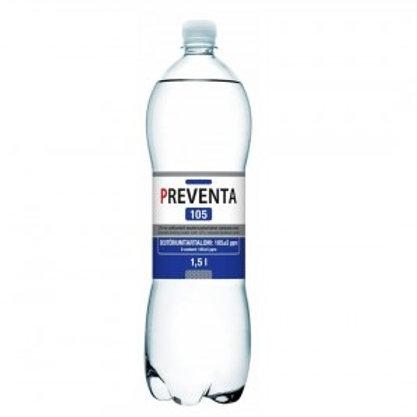 Preventa 105ppm Deuterium Depleted Water DDW Case (12 x 1.5L Bottles)
