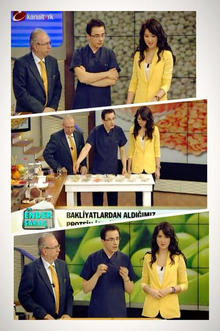 KANAL TÜRK-ENDER SARAÇ'LA-TV PROGRAMI