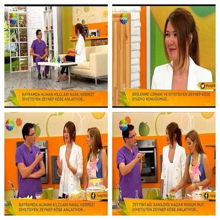SHOW TV -Ender Saraç'la Sağlıklı Günler