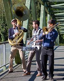 Brass Boys New Orleans (mais pas que)
