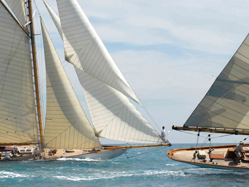 REPORT DES VOILES D'ANTIBES