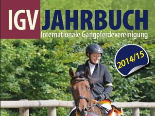 2 Berichte des Vogelstockerhofs im IGV Jahrbuch 2014/2015