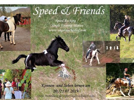 Speed & Friends
