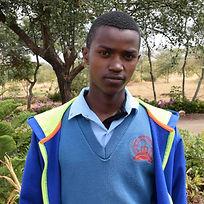 Pendo is one of All Around Tanzania Safari's sponsor children.