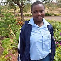 Upendo is one of All Around Tanzania Safari's sponsor children.