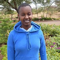 Aurelia is one of All Around Tanzania Safari's sponsor children.